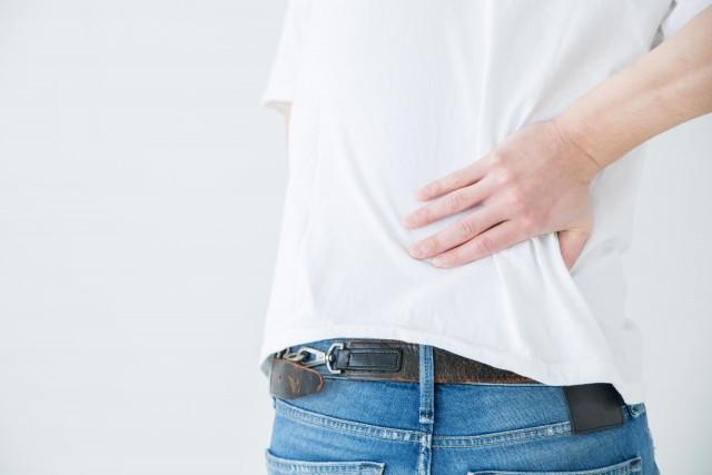背中の痛み(ギックリ背中)とはどんなもの?