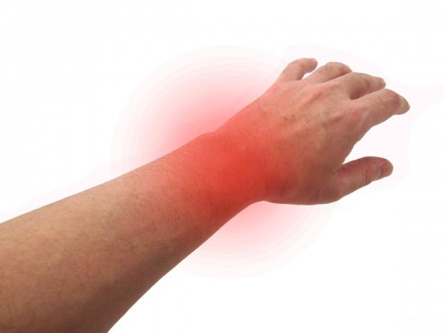 手首の痛みとは?